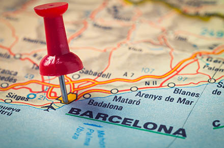 Shoppingtours to Barcelona, Milan, Istanbul